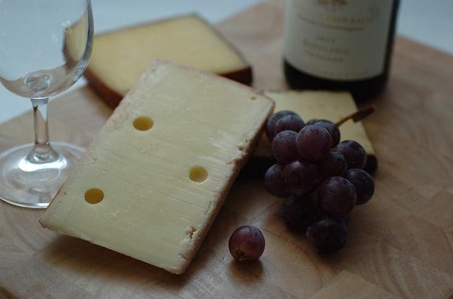 cata vinos y quesos