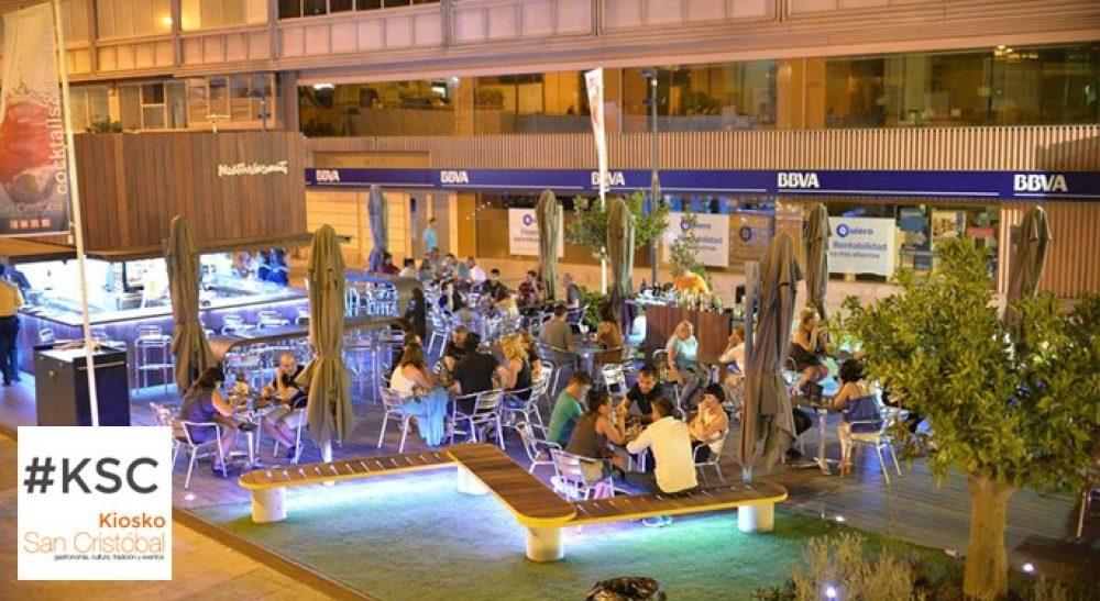 kiosco Alicante